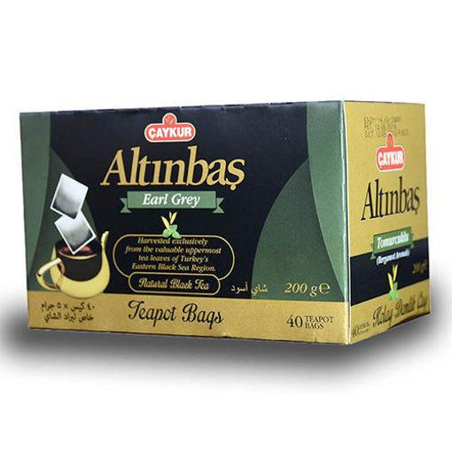 CAYKUR Altinbas Bergamot Tea 200g resmi