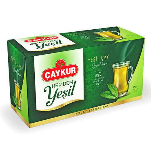 CAYKUR Her Dem Green Tea (25 Tea Bags) 40g resmi