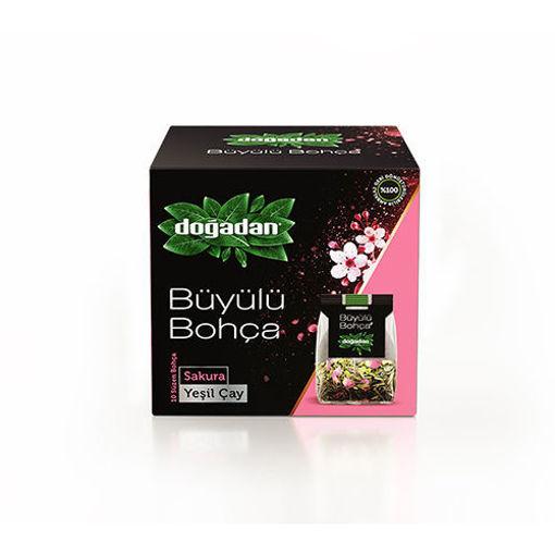 DOGADAN Buyulu Bohca Sakura Green Tea 32g resmi