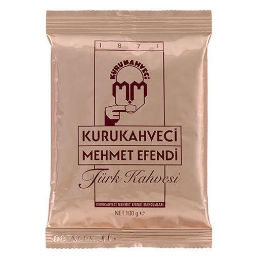 MEHMET EFENDI Turkish Coffee 100g resmi