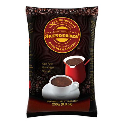 SKENDER BEU Albanian Coffee 250g resmi