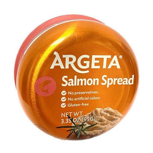 ARGETA Salmon Pate 95g resmi