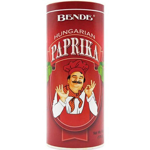 BENDE Hungarian Paprika 170g resmi