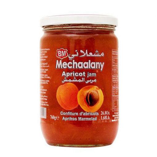 BM MECHAALANY Apricot Jam 770g resmi