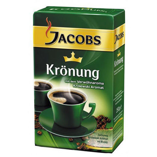 JACOBS Ground Coffee Kronung 500g resmi
