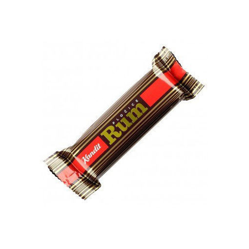 KANDIT Rum Plocice Chocolate 45g resmi