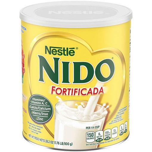NESTLE Nido Fortificada Dry Whole Milk 800g resmi