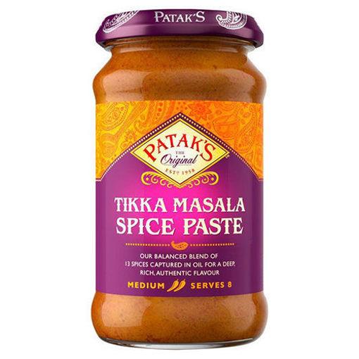 PATAK'S Tikka Masala Marinade Spice Paste 283g resmi