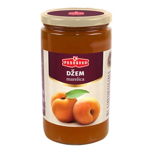 PODRAVKA Apricot Spread 860g resmi