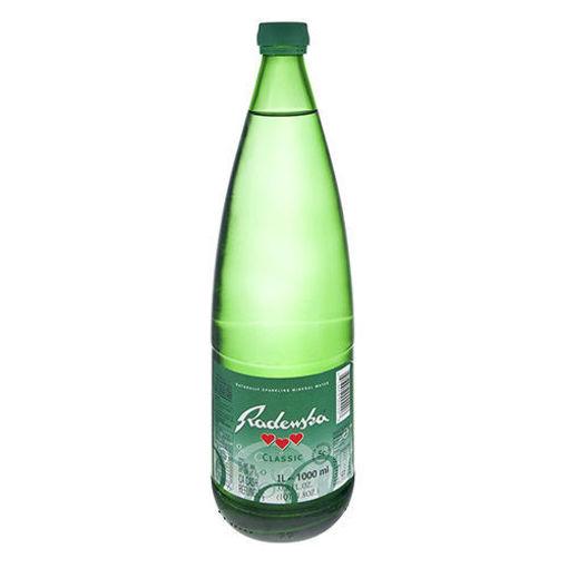 RADENSKA Mineral Water in Glass 1L resmi