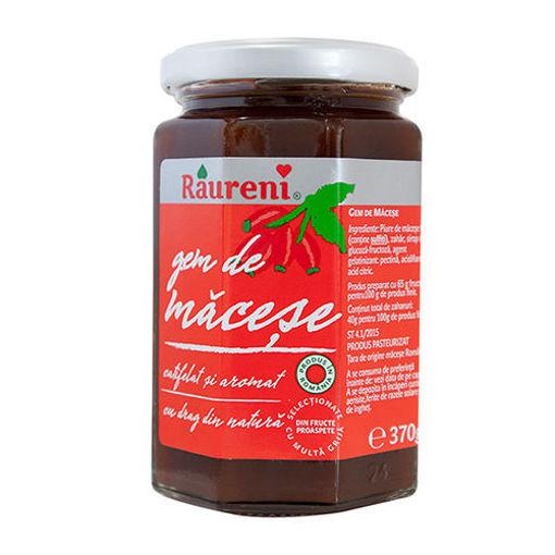 RAURENI Gem de Macese (Rosehip Jam) 370g resmi