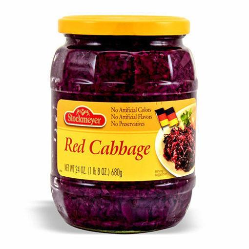 STOCKMEYER Red Cabbage 680g resmi