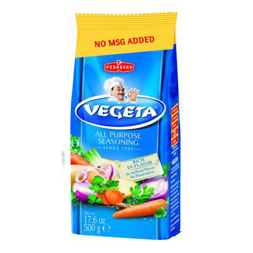 VEGETA Seasoning ''No MSG Added'' 500g resmi