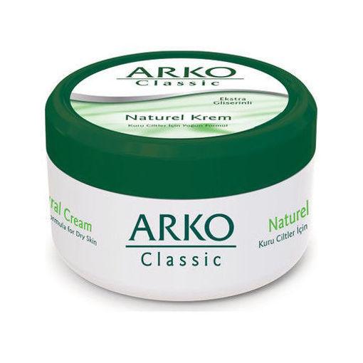 ARKO Classic Natural Cream 300ml resmi