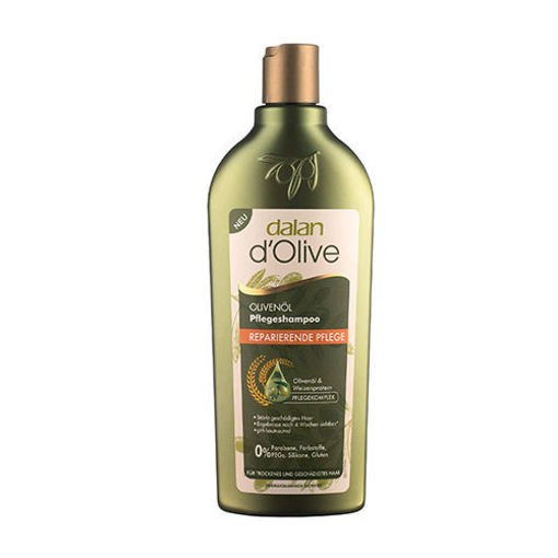 DALAN d'Olive Nourishing Shampoo ''Repairing Care'' 400ml resmi