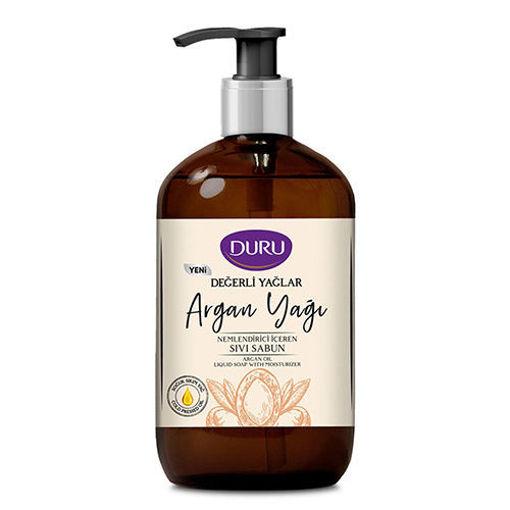 DURU Argan Oil Liquid Soap 500ml resmi