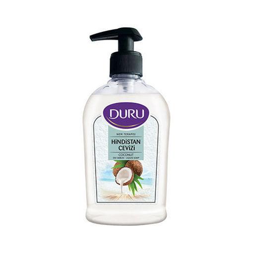 DURU Liquid Soap w/Coconut 300ml resmi