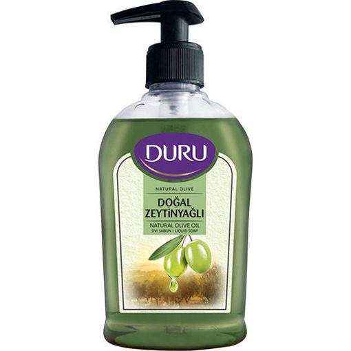DURU Liquid Soap Natural Olive Oil 300ml resmi