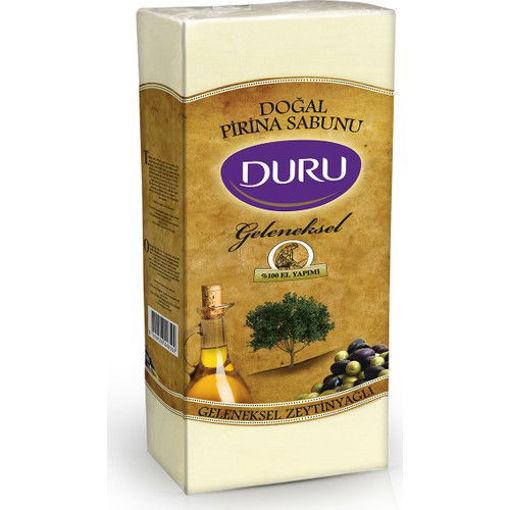 DURU Traditional Bath Soap 5pk (Prina Olive Oil) 800g resmi