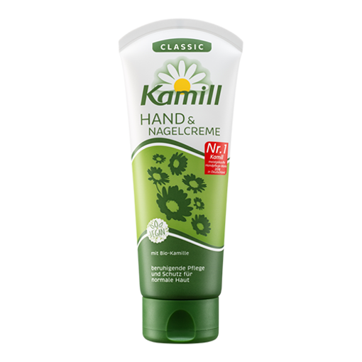 KAMILL Classic Hand & Nagelcreme (Vegan) 100ml resmi