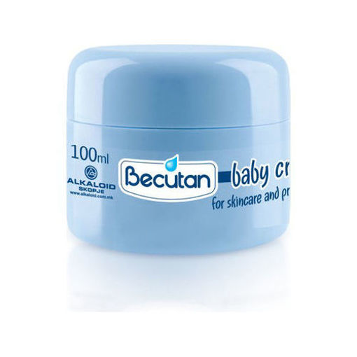 BECUTAN Baby Cream For Skincare & Protection 100ml resmi