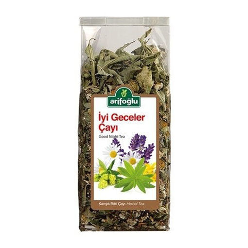 ARIFOGLU Good Night Herbal Tea 80g resmi