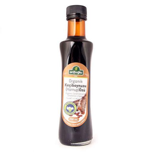 ARIFOGLU Organic Carob Extract (Keciboynuzu Ozu) 250ml resmi