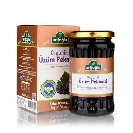 ARIFOGLU Organic Grape Molasses 430g resmi