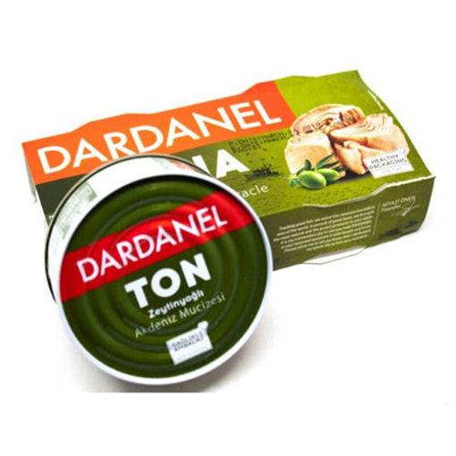 DARDANEL Tuna Fish in Olive Oil 160g x 2pk resmi