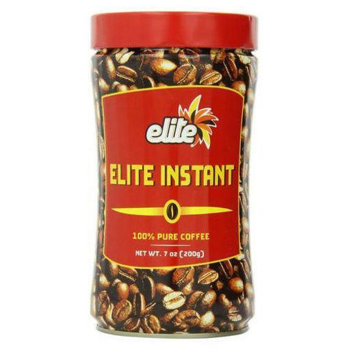 ELITE Coffee Instant Tin 200g resmi