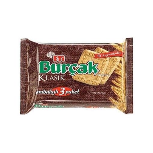 ETI Burcak Digestive Biscuits 3pk 393g resmi