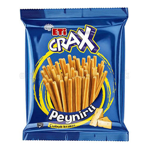 ETI Crax Cheese Sticks 150g resmi
