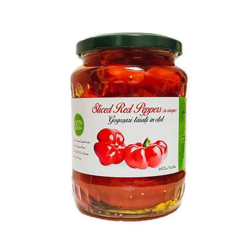 LIVADA Red Peppers Gogosari 680g resmi