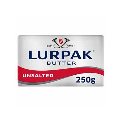 LURPAK Unsalted Butter 250g resmi