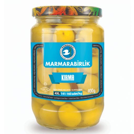 MARMARABIRLIK 4XL Kırma Zeytin 400g resmi