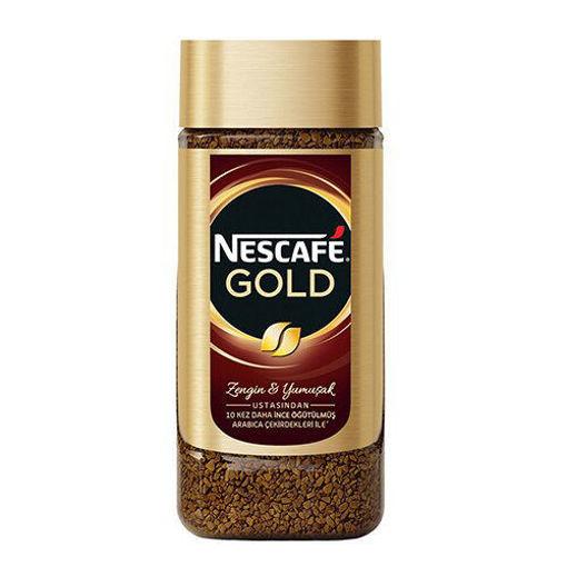 NESCAFÉ Gold Blend Coffee 100g resmi