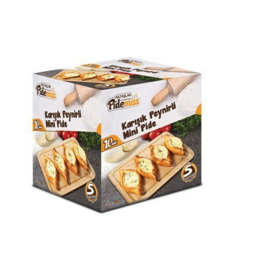 PIDEMISS Pide w/Mixed Cheese 40g x 10pc resmi