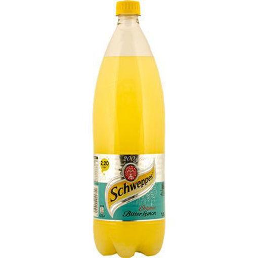 SCHWEPPES Bitter Lemon 1.5L resmi