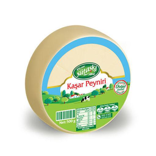 SUTAS Piknik Kashkhaval Cheese 500g resmi