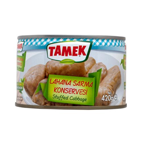 TAMEK Stuffed Cabbage 420g resmi