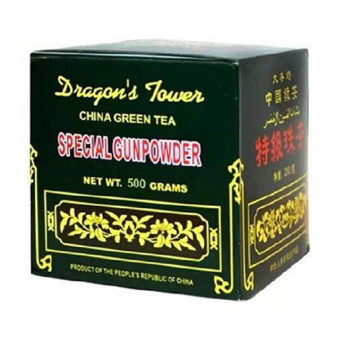 TOUR DE DRAGON Special Gunpowder China Green Tea 500g resmi
