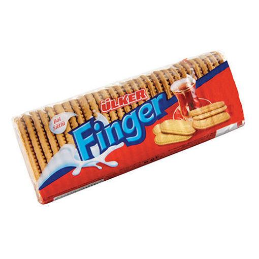 ULKER Finger Biscuit 150g resmi