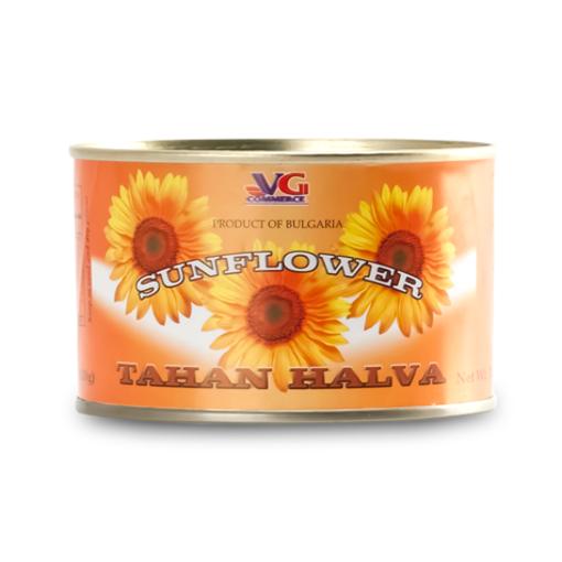 VG Sunflower Tahina Halva 420g resmi