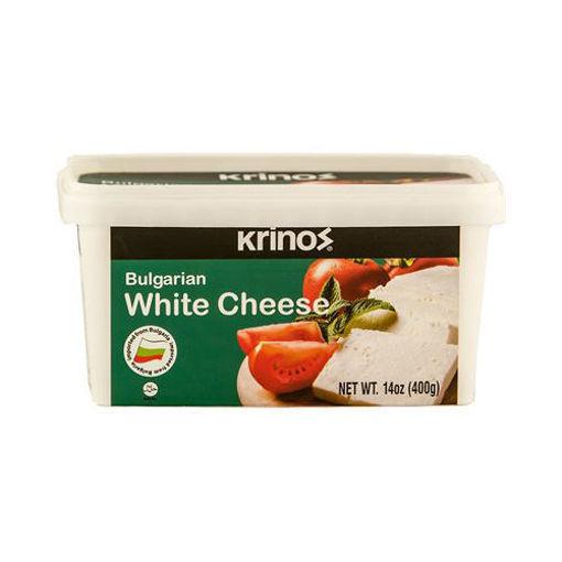 KRINOS Bulgarian White Cheese 400g resmi