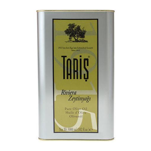 TARIS Pure Olive Oil (Riviera) 1.0% 3000ml resmi