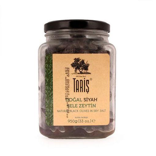 TARIS Gemlik Black Sele Olives 950g resmi
