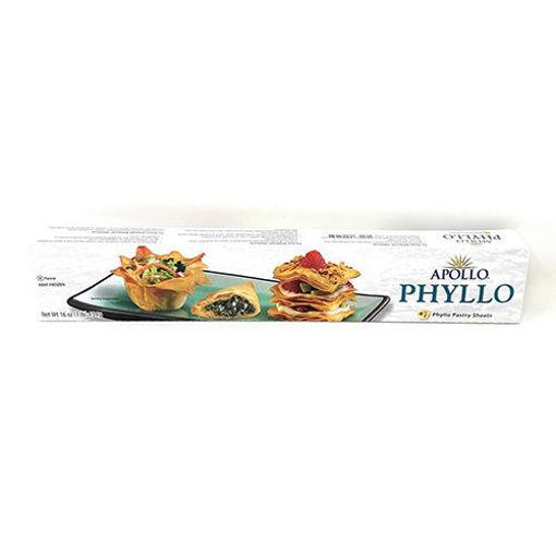 APOLLO #7 Fillo Dough 454g resmi