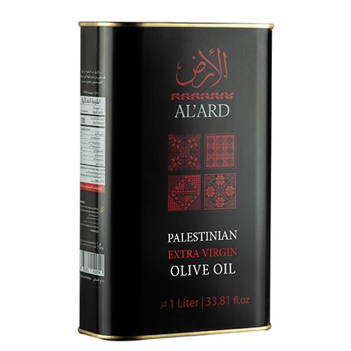AL-ARD Extra Virgin Olive Oil 1000ml resmi