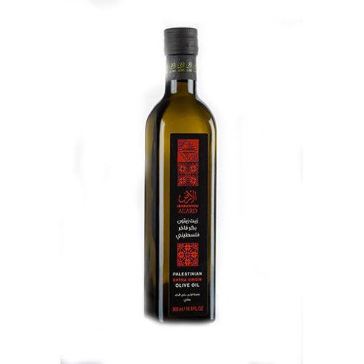 AL-ARD Extra Virgin Olive Oil 500ml resmi