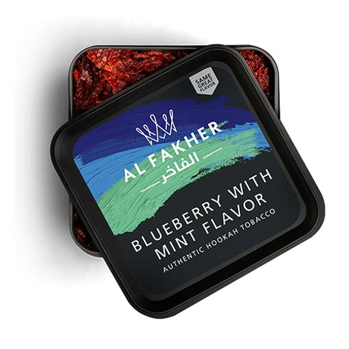 AL-FAKHER Blueberry with Mint Flavor 250g resmi
